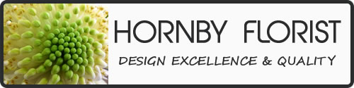 Hornby Florist - Design Excellence & Quality